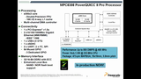 MPC8308 PowerQUICC<sup>&#174;</sup> II Pro Processor - Technical Overview