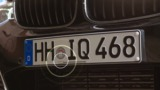 RFID License Plate